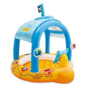 ( Amazon ) Intex 57426NP - Lil'Captain Baby Pool Planschbecken 9,99 € für Prime