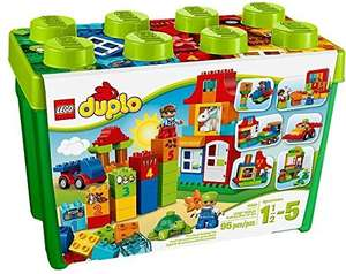 LEGO Duplo Deluxe Steinebox 6062468