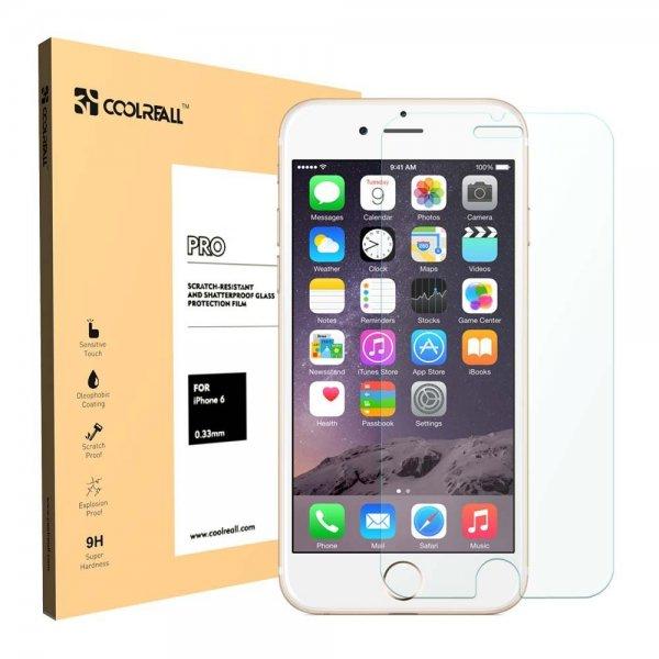 [Amazon.de] iPhone 6 Panzerglas von Coolreall kostenlos