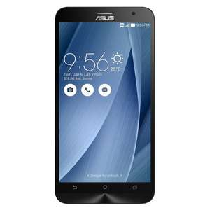 *UPDATE* [Amazon.fr] Asus Zenfone 2 LTE + Dual-SIM (5,5'' FHD IPS, 2,3 GHz Intel Atom Z3580 Quadcore, 4 GB RAM, 32 GB intern, 3000 mAh mit Quickcharge, Android 5.0) für 301,25€