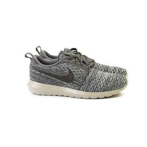 Nike Flyknit Rosherun wolf grey/sequoia-river rock