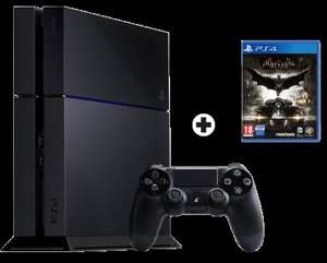 Sony Playstation 4 für 335 Euro 500GB + Batman: Arkham Knight [Lokal Media Markt CH]