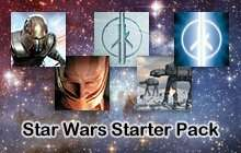 [Steam+Mac] Star Wars Starter Pack - 5 Spiele (inkl. KotoR + The Force Unleashed) @ MGS