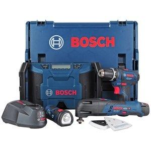 Bosch 4 Tool Set bei Gutes-Shop.de