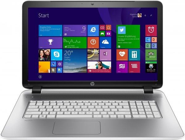 HP 17-f254ng (L2V34EA) Notebook für 339,00 € statt 399,61 €, versandkostenfrei bei @ZackZack