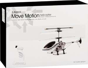 [ Amazon-Prime] fun2get 777-290 - Helikopter Move Motion, weiß