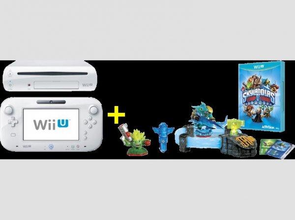 [Saturn Österreich Tagesangebot] NINTENDO Wii U Skylanders Trap Team Bundle für 196,-€ inc. Versand