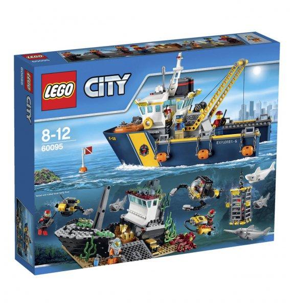 Heute 15 % auf lego Star Wars und Lego City bei Galeria Kaufhof, z.B. Tiefsee Expetitionsschiff 60095