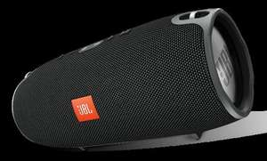JBL Xtreme bei de.JBL - portabler, spritzwasserfester Bluetoothlautsprecher mit 40W, 10000mAh Powerbank und Freisprecheinrichtung, VSK-Frei für 269,10€
