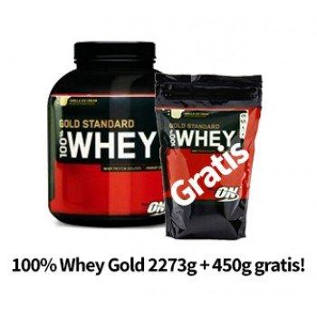 (Vitafy) 2x OPTIMUM NUTRITION 100% Whey Gold (2273g) + 2x 450g gratis dazu! wieder verfügbar 89,78 +10 oder 7% Qipu