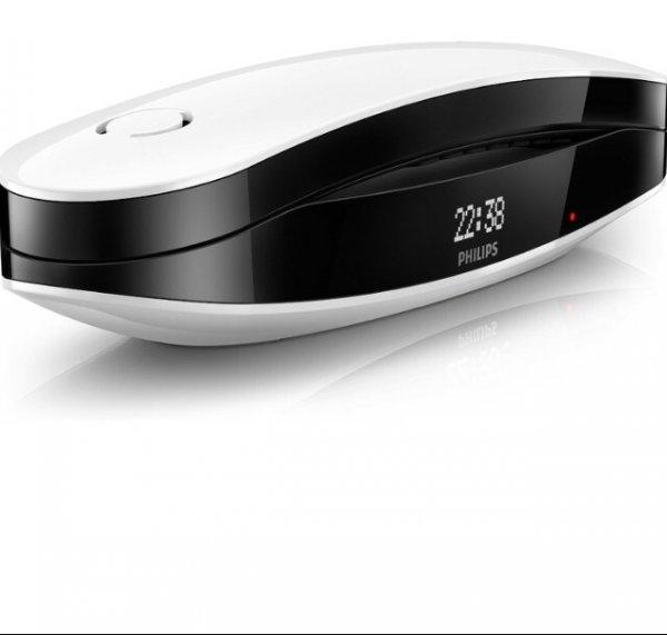 Philips M6651WB/38 schnurloses Telefon mit Anrufbeantworter für 59€