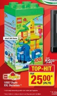 [Metro] Lego Duplo Steinebox 10557 am 04.07.15 für 29,75 €