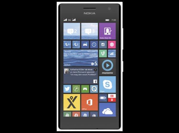 [Saturn Super Sunday] Nokia 730  in weiß für 144 € mit NL-Gutschein