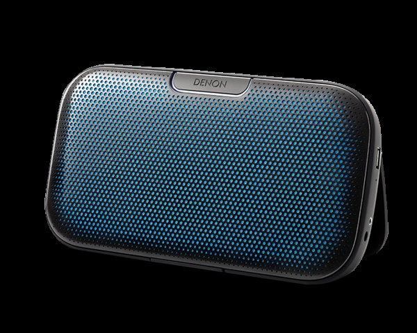 DENON Envaya DSB200, Bluetooth-Lautsprecher, Schwarz