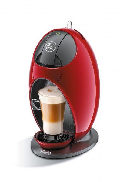 [Amazon WHD] DeLonghi Dolce Gusto Kaffee-Pad Maschine EDG 250 R Jovia rot