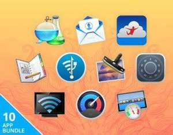 Und noch 'n Mac-Bundle: 10 Mac Apps für $19.99 statt $233.84 [StackSocial]