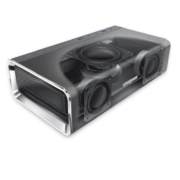 [Cyberport]Creative Sound Blaster Roar SR20 Bluetooth Lautsprecher mit NFC