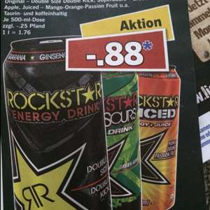 Rockstar Energy Drink -.88 Cent (Lidl/Bundesweit)