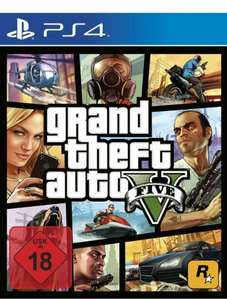 GTA V (Grand Theft Auto V) , PS4 @Amazon