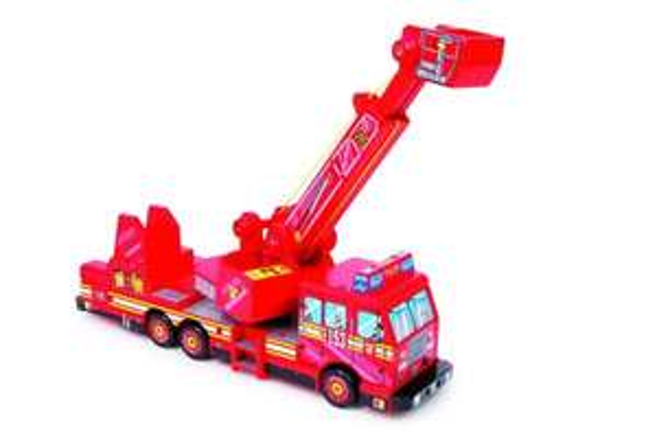 [Amazon-Prime] Feuerwehr Truck