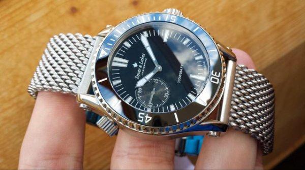 Rover & Lakes Mastertime Diver 300m Automatik mit Keramiklünette