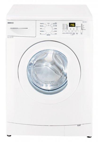 Beko WML 51231 E Waschmaschine / Frontlader / A+/ 1200 UpM / 5 kg / 0.688 kWh / 33 Liter / Display mit Startzeitvorwahl und Restzeitanzeige