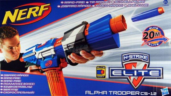 [Sky Supermarkt] ab heute Nerf N-Strike Alpha Trooper für 24,99€
