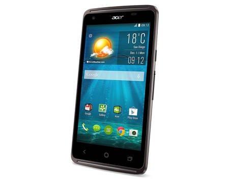 "Acer Liquid Z410 Android Smartphone, Dual-SIM, 4G, 8 GB + microSD Steckplatz, 4.5"" 960 x 540 Pixel, IPS, 5 Mpix ( 2Mpix front camera ), Schwarz für 89,90€ @Allyouneed"