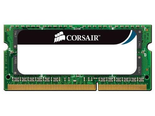 """Corsair™ - 8GB SO-DIMM Notebookspeicher """"ValueSelect"""" (PC3-10667 DDR3-1333,CL9) ab €42,38 [@Getgoods.de]"""