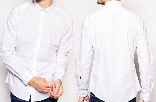 Esprit™ - Herren Langarmhemd (Weiß,alle Größen) ab €16,03 [@Asos.de]
