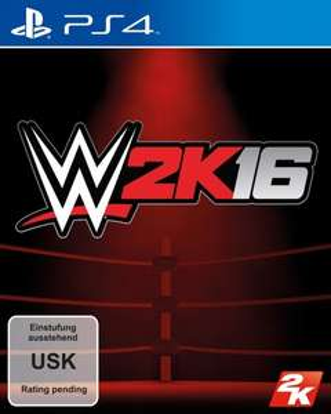 WWE 2K16 PS4 Vorbestellen Amazon.de