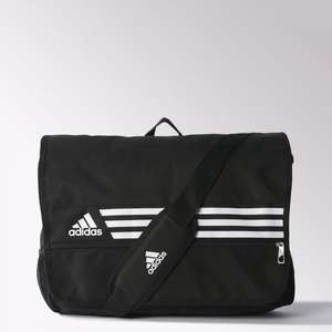 Adidas Performance 3-Stripes Messenger für 22,42€ @Adidas