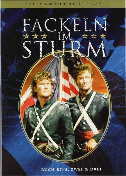Fackeln im Sturm - Die Sammleredition (8 DVDs) für 13,97€ @Amazon.de (Prime)