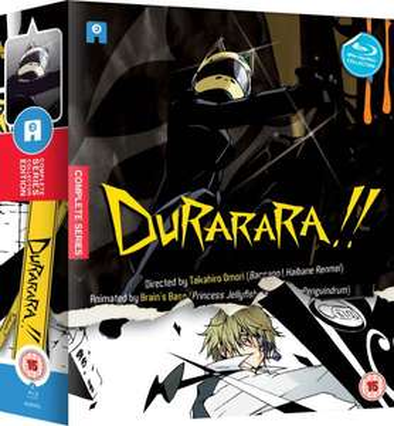 Anime-UK-Import-Megathread - Durarara, Cowboy Bebop, Space Dandy und mehr (BD/DVD)