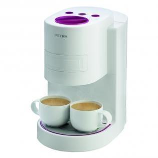 [redcoon] Petra KaffePad-Maschine KM 34.00 + Entkalker