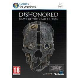 [Steam] Dishonored - Game of the Year Edition @ cdkeys.com
