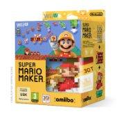 Super Mario Maker inkl. amiibo Figur [Nintendo Wii U] bei MM wieder für 49,99€ verfügbar