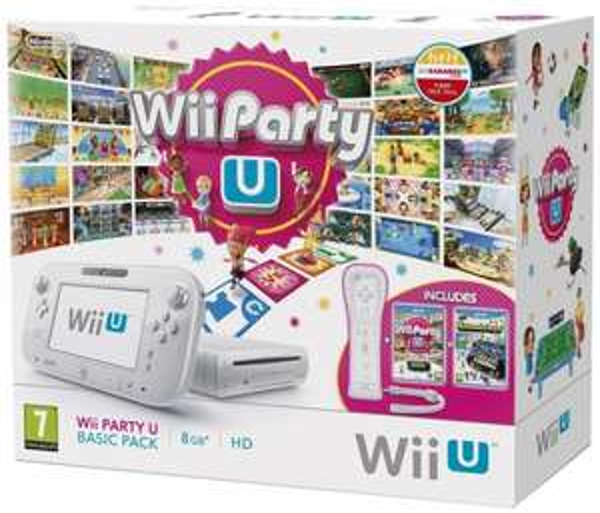 Wii U Party U Basic Pack für 206,36€ inkl. Versand (amazon.fr)