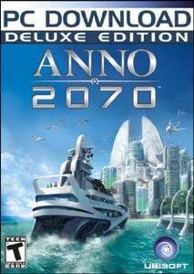 Anno 2070 Digital Deluxe Edtion (Ubisoft Downloader) mit 10% PromoCode