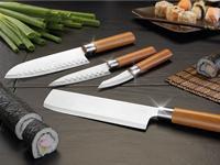 Pearl: 4-teiliges Japan-Messerset. Nur Versandkosten.