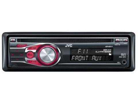 Autoradio von JVC für super Preis