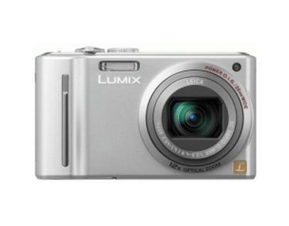 Panasonic Lumix DMC-TZ8 Digitalkamera (12 Megapixel 12-fach opt. Zoom, 6,9 cm (2,7 Zoll) Display, Bildstabilisator) silber für 174,90€ Versandkostenfrei