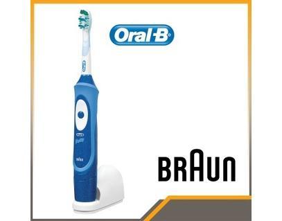 BRAUN Oral-B Vitality Sonic, elektrische Schall-Zahnbürste für 19,95€ inkl. Versand ab 10:00 Uhr bei MP