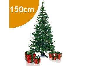 9,99€ Weihnachtsbaum Tannenbaum künstlich 278 Spitzen 150cm @MeinPaket.de
