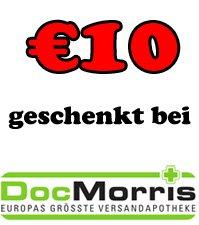 Für €10 kostenlos bei DocMorris bestellen *UPDATE2*
