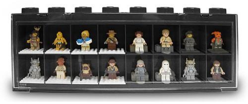 LEGO Minifiguren Schaukasten für 16 Figuren bei MyToys.de