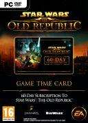 Star Wars The Old Republic Game Card 60 Tage für 18 Euro aus UK