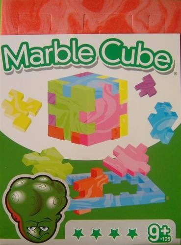 2x Marble Cube 6er-Pack (3D Puzzles) für 10,99€, versandkostenfrei, Geschenk
