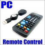 HTPC / Windows Media Center IR Fernbedienung mit USB IR Empfänger - 3,59 EUR