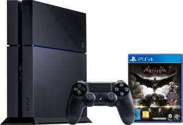 [ebay] Playstation 4 + Batman Arkham Knight